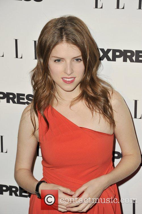 Anna Kendrick  ELLE and Express 25 at...