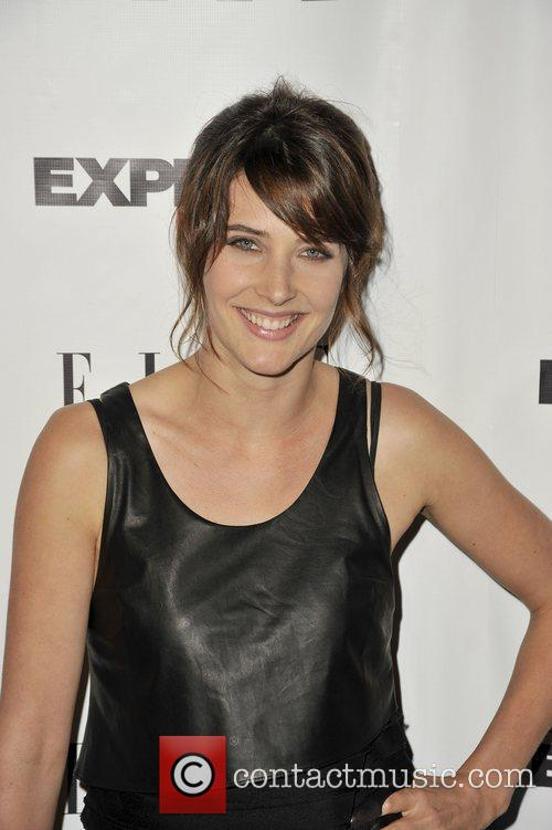 Cobie Smulders  ELLE and Express 25 at...