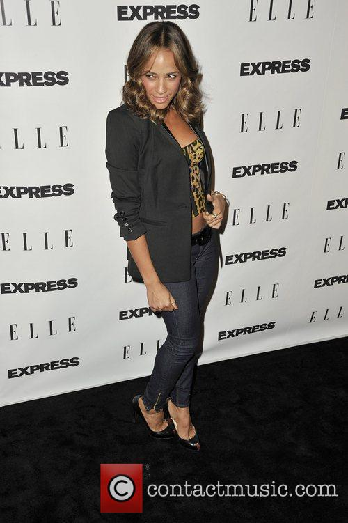 ELLE and Express 25 at 25 event held...