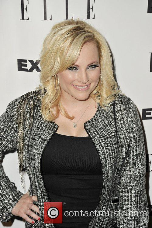 Meghan McCain  ELLE and Express 25 at...