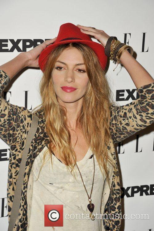 Dawn Olivieri  ELLE and Express 25 at...