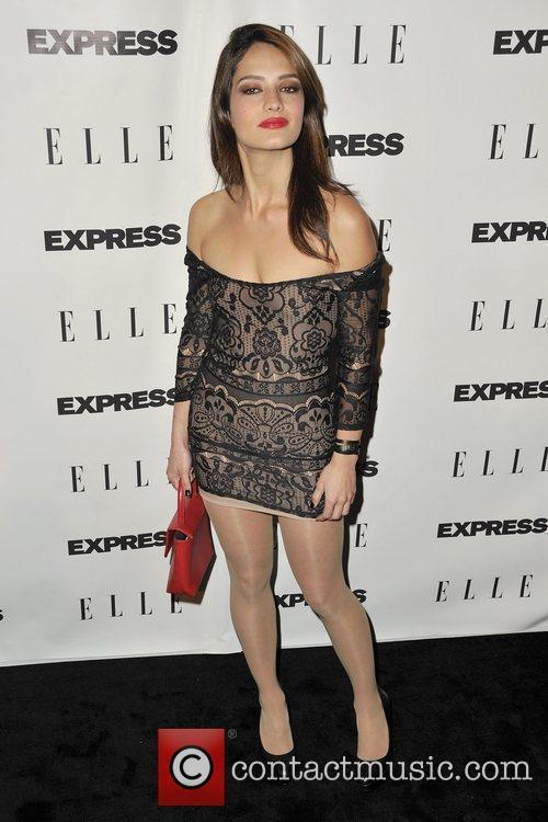 Sandra Vergara  ELLE and Express 25 at...