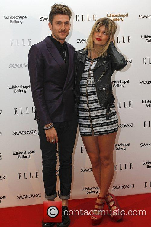ELLE 25th anniversary party held at the Whitechapel...