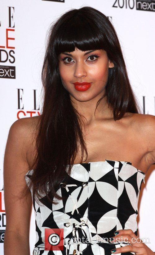 Jameela Jamil Calls For Body Confidence Education To Be On: The ELLE Style Awards 2010 At The Grand
