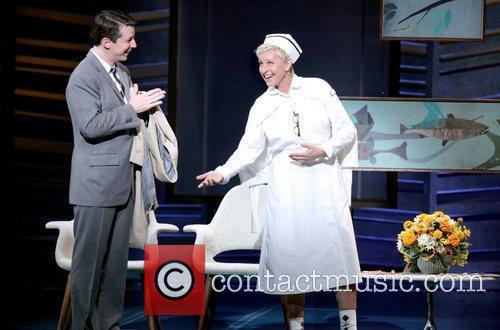 Kristin Chenoweth, American Idol and Sean Hayes 1