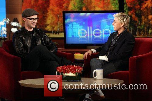 Appears as a guest on NBC's 'The Ellen...