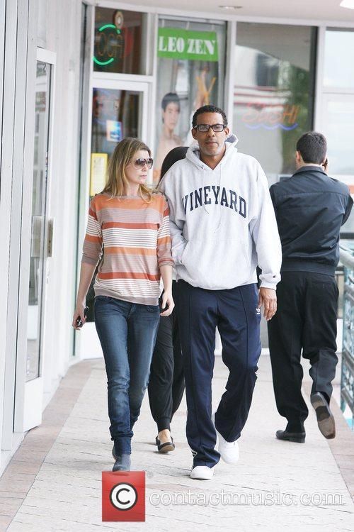 Ellen Pompeo and Christopher Ivery 8