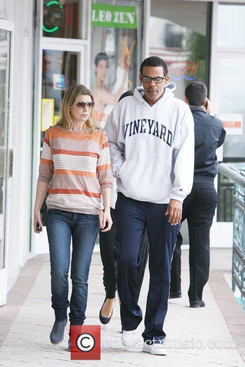 Ellen Pompeo and Christopher Ivery 10