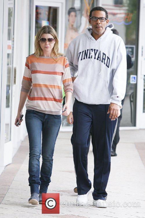 Ellen Pompeo and Christopher Ivery 7