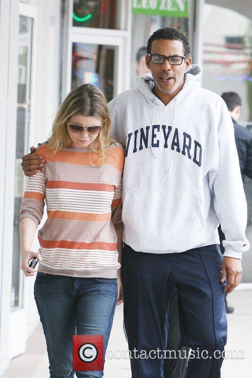 Ellen Pompeo and Christopher Ivery 12