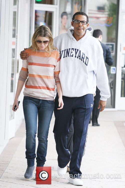 Ellen Pompeo and Christopher Ivery 2