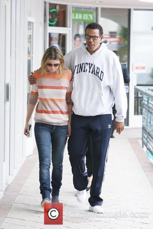 Ellen Pompeo and Christopher Ivery 3