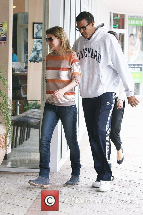 Ellen Pompeo and Christopher Ivery 6