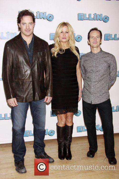 Brendan Fraser, Jennifer Coolidge and Denis O'Hare...