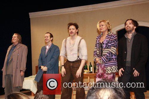 Richard Easton, Brendan Fraser, Ethel Barrymore and Jennifer Coolidge 8