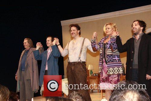 Richard Easton, Brendan Fraser, Ethel Barrymore and Jennifer Coolidge 5