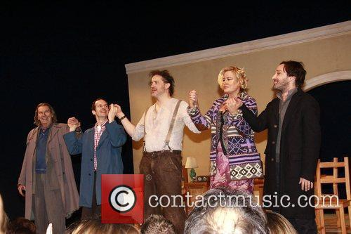 Richard Easton, Brendan Fraser, Ethel Barrymore and Jennifer Coolidge 4