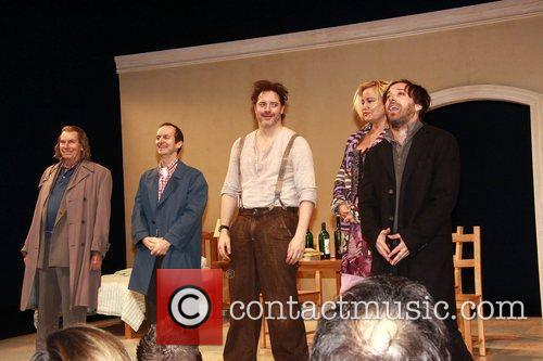 Richard Easton, Brendan Fraser, Ethel Barrymore and Jennifer Coolidge 2