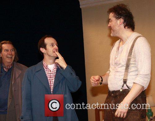 Richard Easton, Brendan Fraser and Ethel Barrymore 3