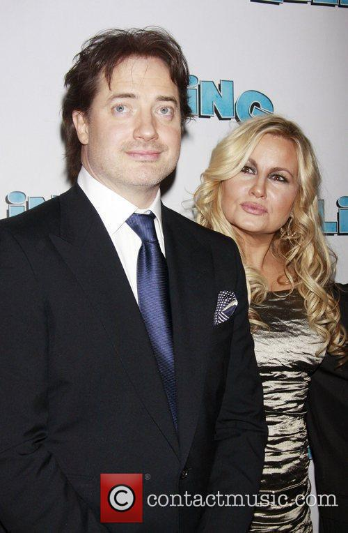 Brendan Fraser and Jennifer Coolidge 7