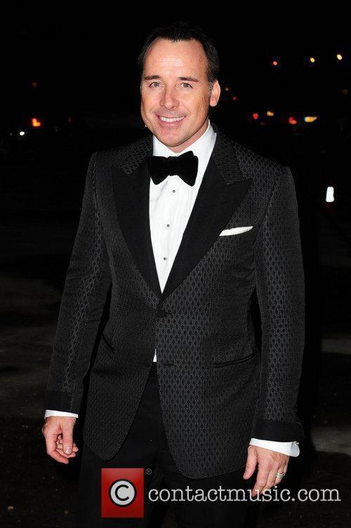 David Furnish Elton John Aids Foundation Ball -...