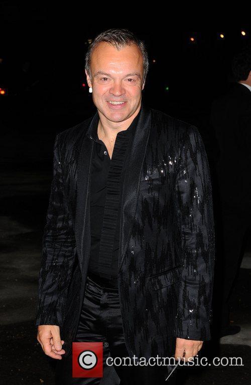 Graham Norton Elton John Aids Foundation Ball -...