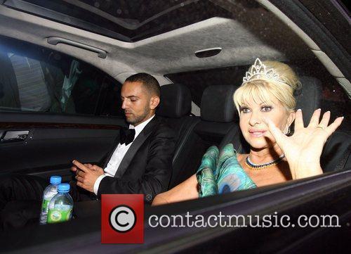 Ivana Trump and Elton John 1