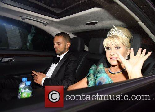 Ivana Trump and Elton John 2
