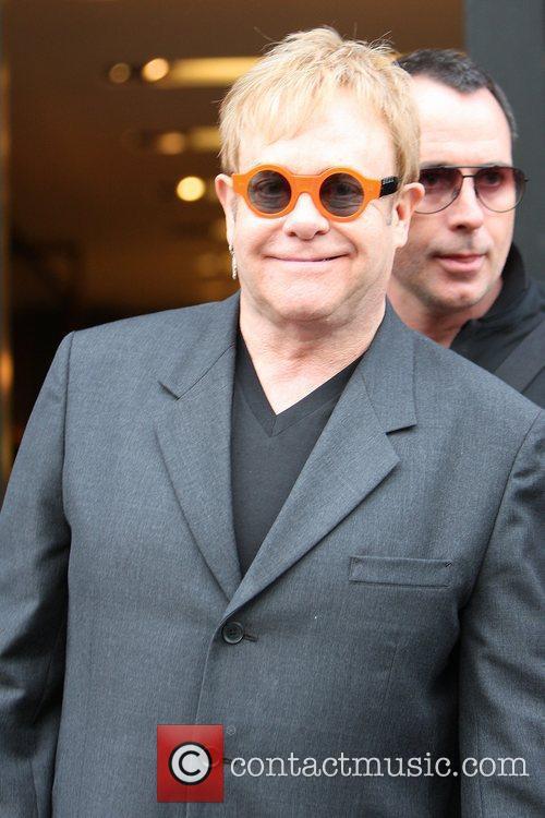 Elton John and David Furnish 4