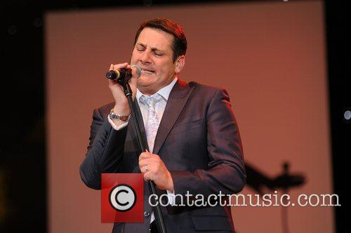 Tony Hadley and Elvis Presley 2