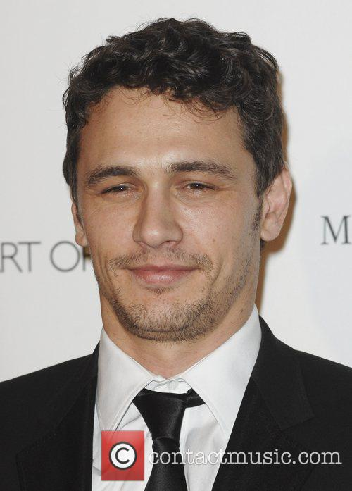 James Franco and Wallis Annenberg 10