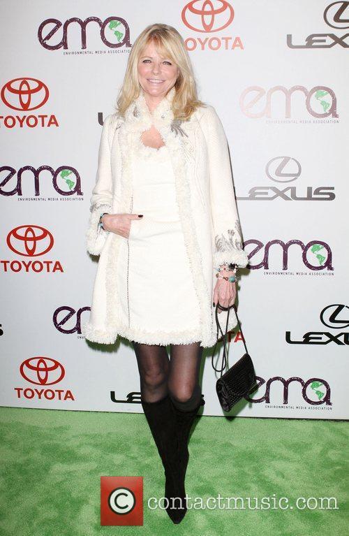 Cheryl Tiegs 20th Annual Environmental Media Awards held...
