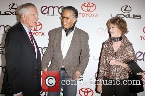 Ted Turner, Richard Perry and Jane Fonda...