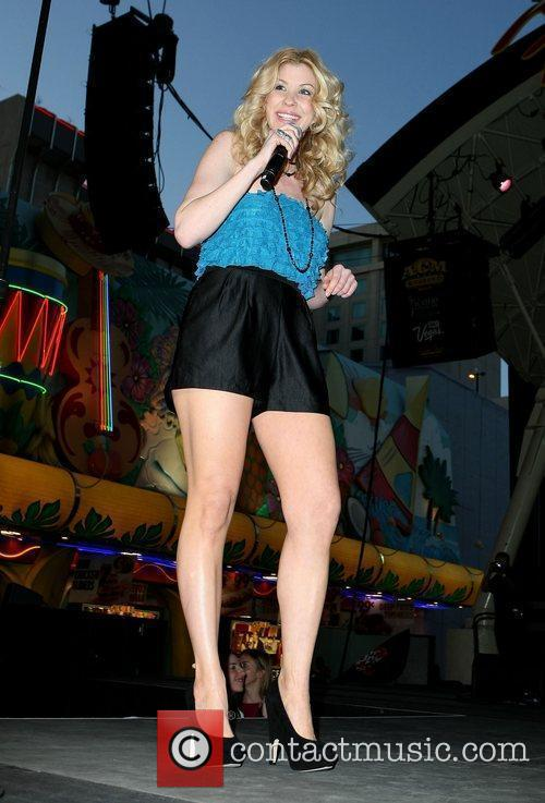 Performing at the ACM Weekend on Fremont Street...
