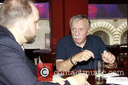 Emanuel Manny Azenberg 'Drinks with Broadway Producer Manny...