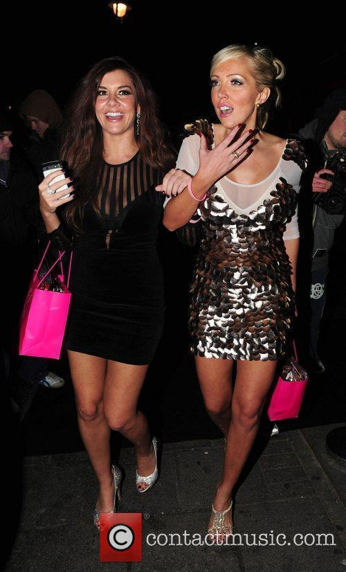 Imogen Thomas and Aisleyne Horgan-wallace 7