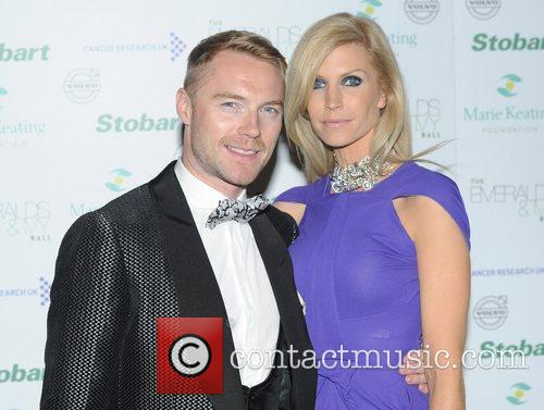 Ronan Keating and Yvonne Keating The Emeralds And...