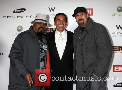 Antonio R. Villaraigosa and Cypress Hill The EMI...