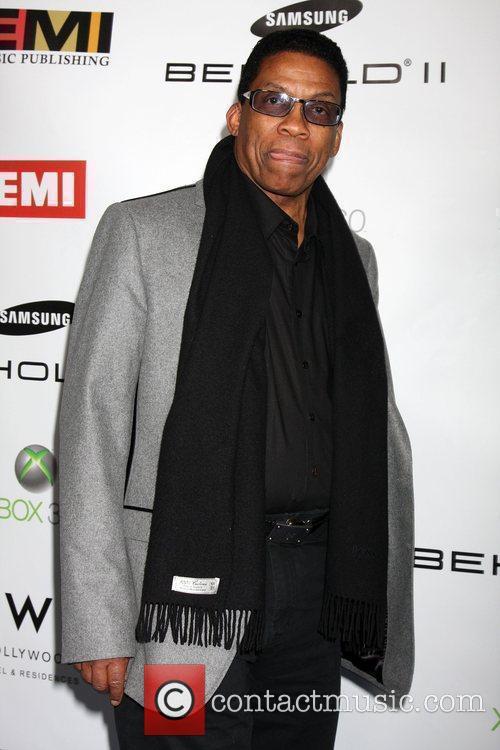 Herbie Hancock The EMI Post Grammy Party 2010...