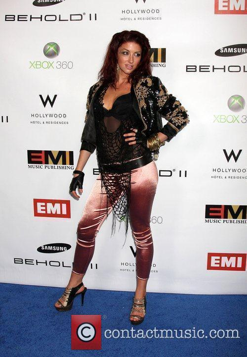 Neon Hitch The EMI Post Grammy Party 2010...