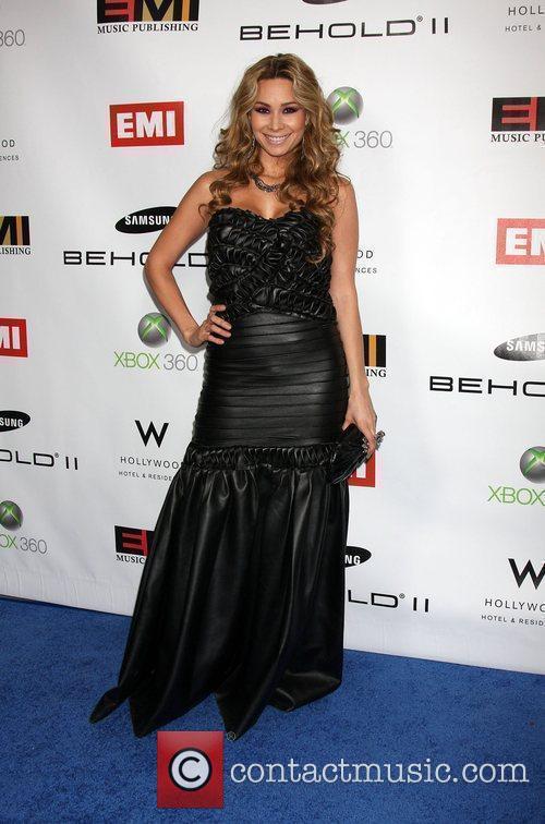 T Lopez The EMI Post Grammy Party 2010...