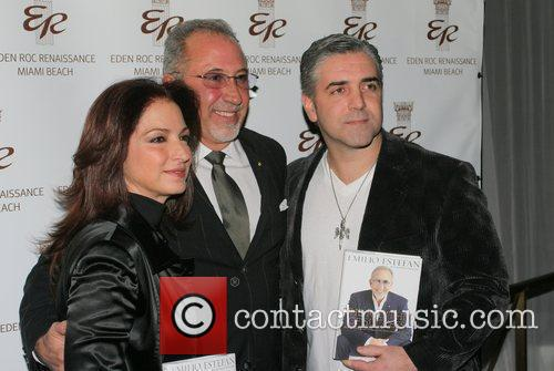 Gloria Estefan, Emilio Estefan Emilio Estefan's book release...