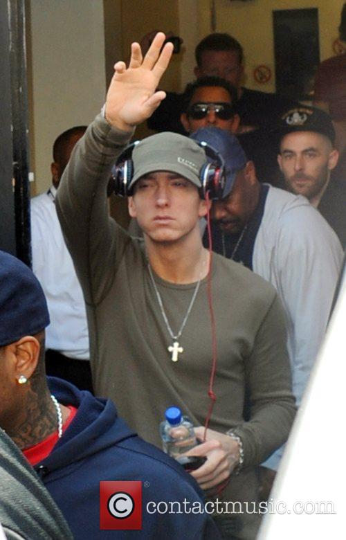 Eminem's 10 Biggest Selling UK Hits
