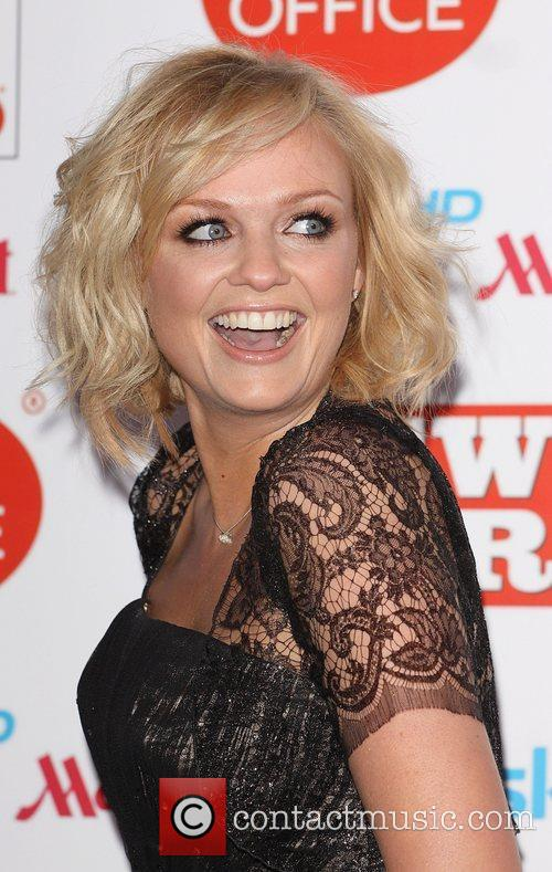 *file photos* Emma Bunton has announced her engagement...