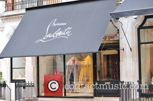 The Christian Louboutin store London, England