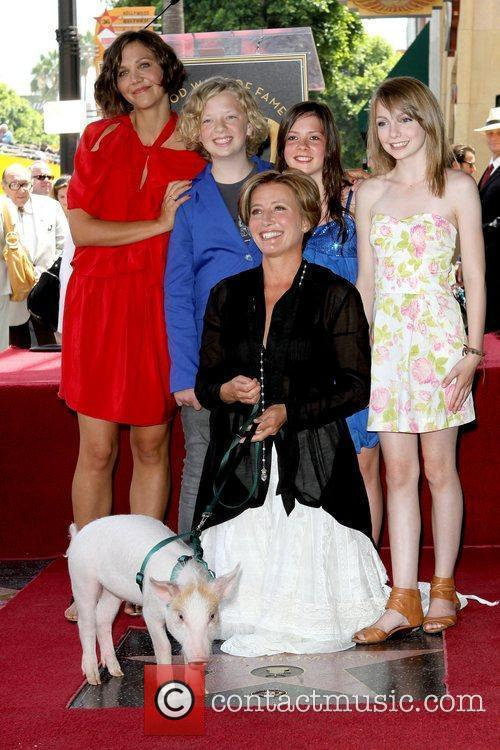Maggie Gyllenhaal and Emma Thompson 10