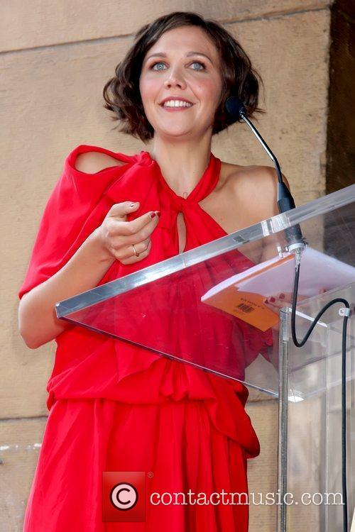 Maggie Gyllenhaal, Star On The Hollywood Walk Of Fame