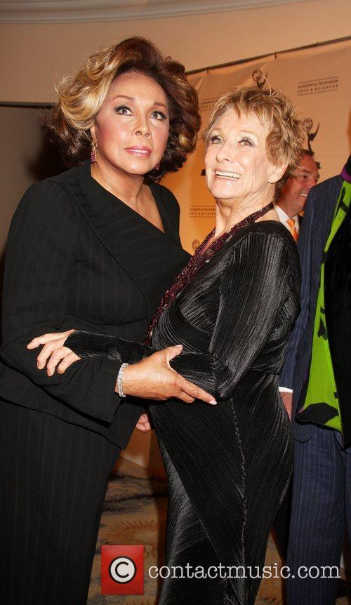 Diahann Carroll and Cloris Leachman 3