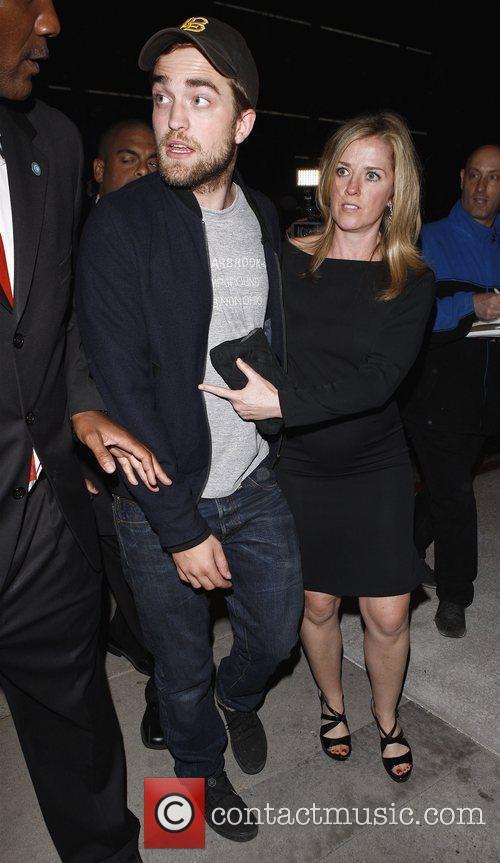 Robert Pattinson and Rob Pattinson 10