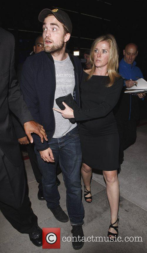 Robert Pattinson and Rob Pattinson 7